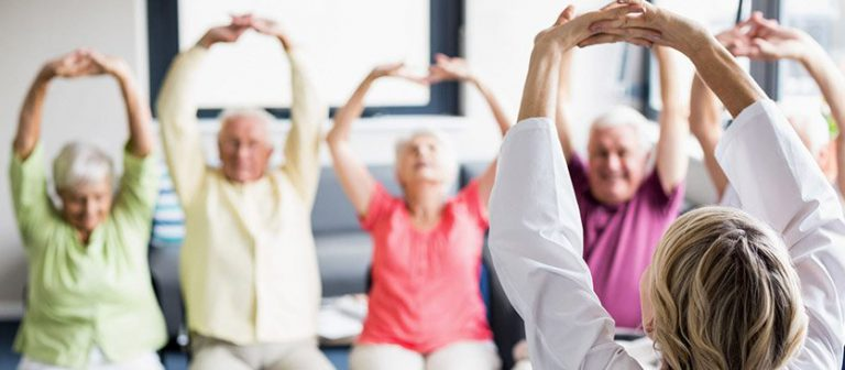 juegos de psicomotricidad para personas mayores